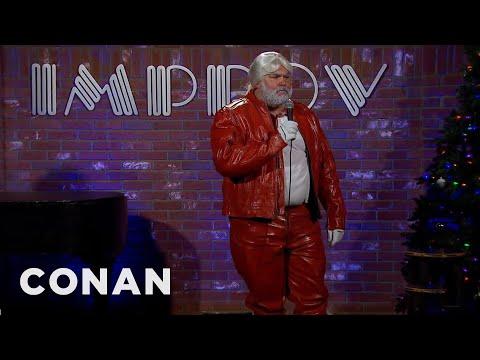 Santa Has A Netflix Special - CONAN on TBS