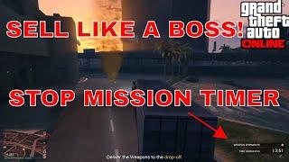 GTA Online Glitch Stop Timer Mission