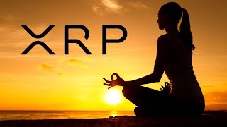 XRP and Crypto Holders MUST Have Patience!