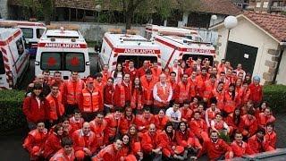 preview picture of video 'Dispositivo de Cruz Roja Bizkaia en Ibilaldia 2014 - Gernika-Lumo 01/06/2014'
