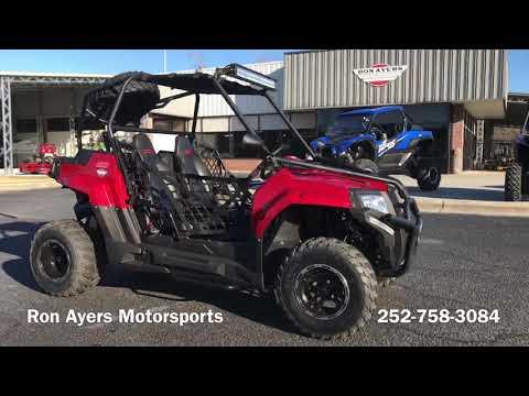 2021 SSR Motorsports SRU170RS in Greenville, North Carolina - Video 1