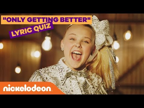 "Are You A JoJo Siwa ""Only Getting Better"" Song Expert? 