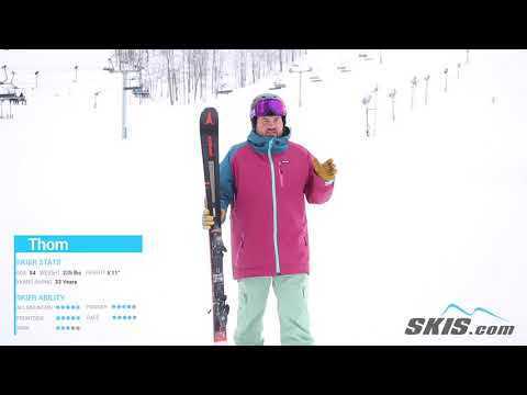 Video: Atomic Vantage 75 C Skis 2021 21 50