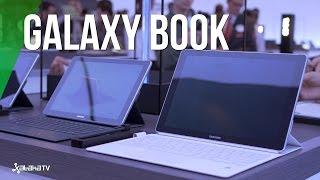 Samsung Galaxy Book, ¿compite con iPad Pro?