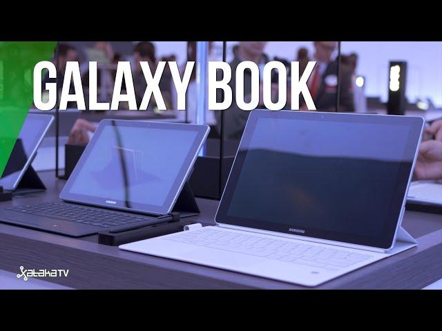Samsung Galaxy Book, primeras impresiones