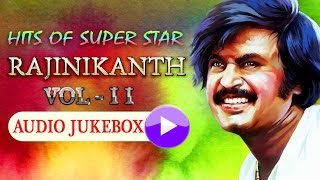 Romantic Songs Of SUPER STAR   Rajinikanth   ரஜினிகாந்த்   Audio Jukebox   Tamil   HD Songs