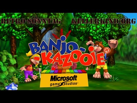 Retro-Sonntag [HD] #007 – Banjo Kazooie (N64) – Teil 2 ★ Let's Show Game Classics