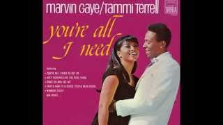 "Marvin Gaye   Tammi Terrell    ""You're All I Need To Get By""    My Extended Version!"