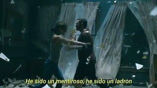 Eminem - River Ft. Ed Sheeran (Sub Español) VIDEO OFICIAL