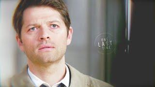 » one last time | dean & castiel