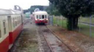 preview picture of video 'Manoeuvre de préparation à la Fête du rail 2008'