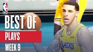 NBA's Best Plays | Week 9