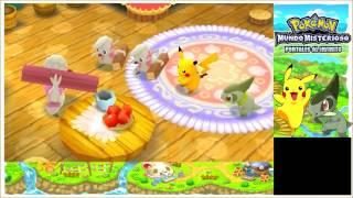 Gurdurr  - (Pokémon) - Pokémon Mundo Misterioso: Portales al Infinito - Parte 2 - ¡¡ GURDURR !! - Chequio