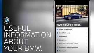Find out useful information about your BMW.