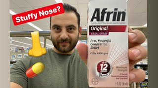 How to Get Rid of a Stuffy Nose | Congestion Relief | Decongestant | Edgy Edge