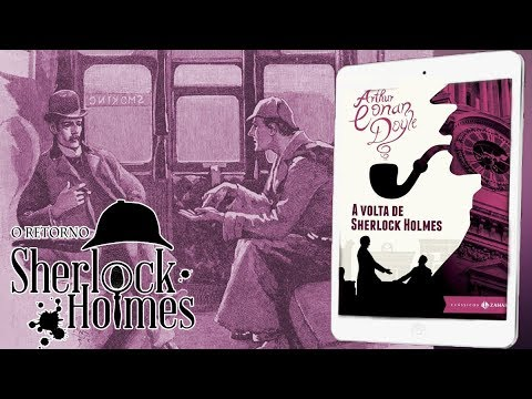 Resenha: O Retorno de Sherlock Holmes - Arthur Conan Doyle