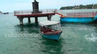 Boat Jetty in Ross Island
