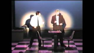 "CHESS  - ""Where I Want To Be"" with Anatoly & Molokov scene - 1999 - with John Cedric Anderson"