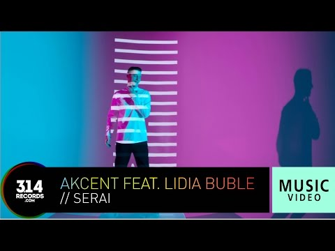 Akcent - Serai feat. Lidia Buble (Official Music Video HD)