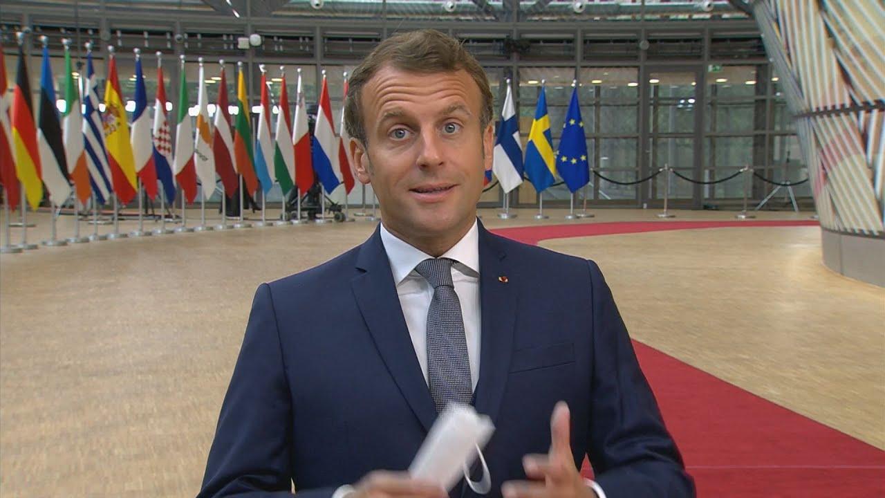 ΕΕ-Σύνοδος Κορυφής-Εμ. Μακρόν: Απαιτείται περισσότερη αλληλεγγύη και φιλοδοξία