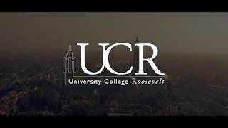 Welcome to University College Roosevelt 2018