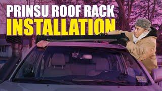 prinsu roof rack tacoma - मुफ्त ऑनलाइन वीडियो