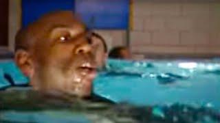 Endurance Swimming | SAS | Are You Tough Enough? | BBC Studios
