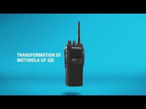 Motorola Digital Walkie Talkie