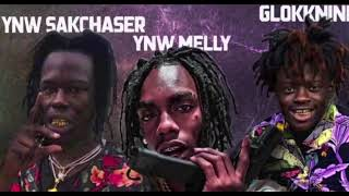 Ynw Sakchaser x Ynw Melly x GlokkNine - Twin #3 (Audio)