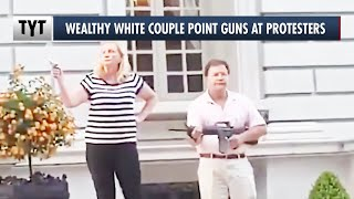 Karen and Ken Threaten Protesters with Guns thumbnail