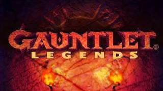 Gauntlet Legends Soundtrack - Area 2.1: Castle Courtyard