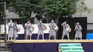 ひとはおどる-棒踊り東京与那国島青年部ー2018.09.24南池袋公園