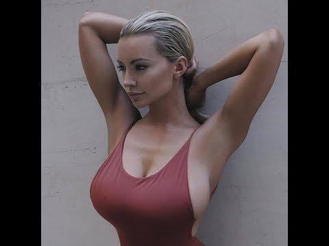 Une petite poitrine sportif