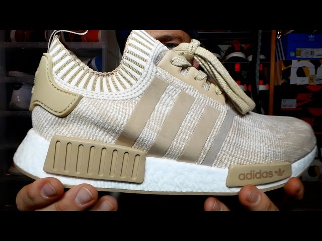 Adidas NMD_R1 Primeknit - All 45 Colors for Men & Women [Buyer's