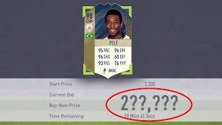 FIFA 18 - THE CHEAP PELE !!