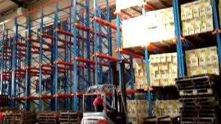 Drive In Rack By Guangdong Sunli Industry CO.,LTD.