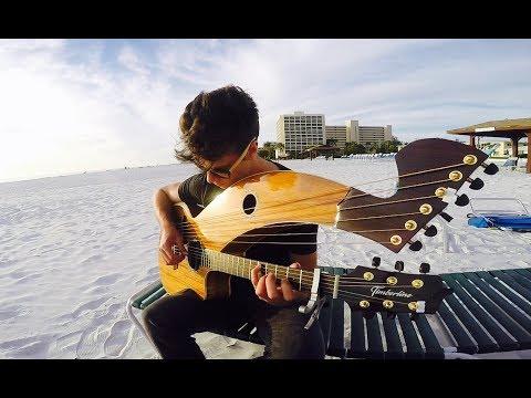 , title : 'Dream On - Harp Guitar Cover - Jamie Dupuis'