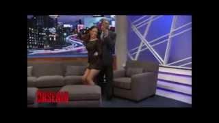 Paula Patton Twerking Video