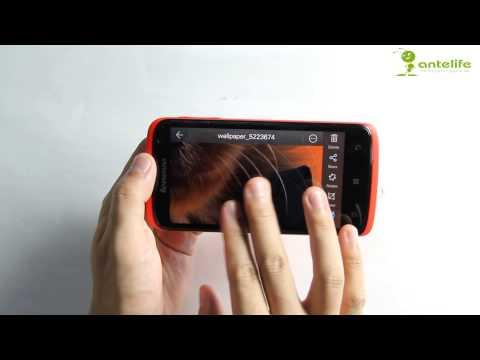 Lenovo S820 MTK6589 Quad Core 4.7 inch Android 4.2 HD Screen 1280 × 720 1G/4G Smartphone
