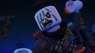 Majestatyczne smoki — LEGO NINJAGO — Sezon 9: Polowanie — zwiastun 1