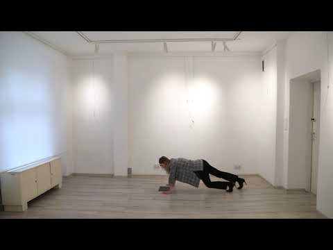 Olena Matoshniuk - Czarne Lustro / performance dokamerowy / cz. 1 - YouTube