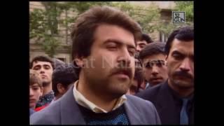 Azərbaycan xalqının 1992-ci il prezident seçkilərinə münasibəti.