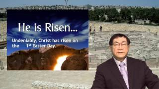 Rev Dr Bob Phee, -Why is the  RESURRECTION OF CHRIST  so important?