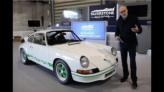 My picks from Silverstone Auction Sale at Autosport Show Saturday 12th Jan