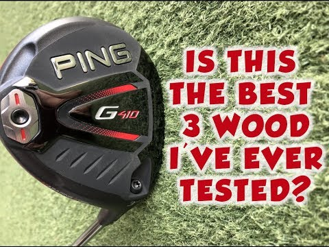 PING G410 FAIRWAY WOOD – IS THIS THE BEST 3 WOOD I'VE EVER TESTED?