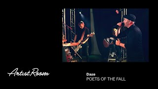 Poets of the Fall - Daze - Live at Genelec Music Channel