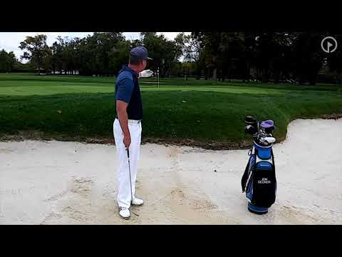 Adjust Club Face Angle Based on Lie in Bunker