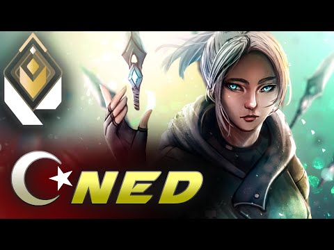 CNED - INSANE TURKISH DUELIST |  BEST OF CNED | VALORANT MONTAGE #HIGHLIGHTS
