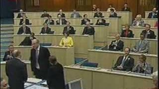 1999 - Scottish Parliament Sworn In