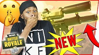 NEW LIMITED TIME MODE! SNEAKY SILENCERS! - FortNite Battle Royale Ep.64